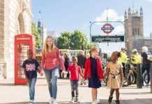 Детская виза в Великобританию ребенку