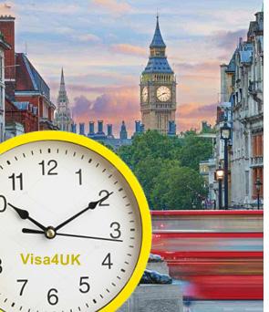 Срочная виза в Великобританию