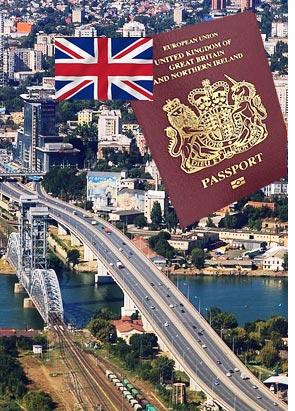 Оформление визы в Великобританию в Ростове-на-Дону