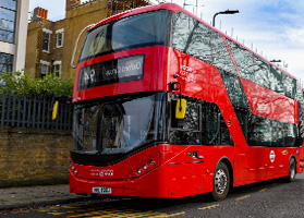 Автобусные путешествия по Великобритании