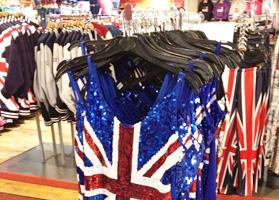Одежда Британии
