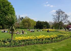 английская весна