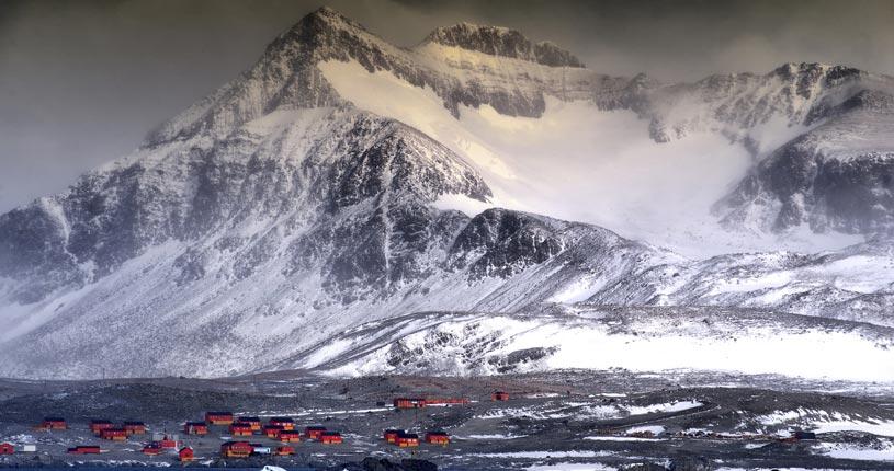 Владения в Антарктиде